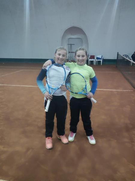 Tennis Club Acquapendente: Under 14 impegnate nella fase provinciale a Gironi si qualificano a quella regionale