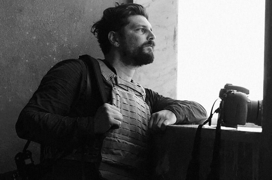 A Fiof ci sarà anche il fotogiornalista Gabriele Micalizzi. Incontro con Maurizio Garofalo