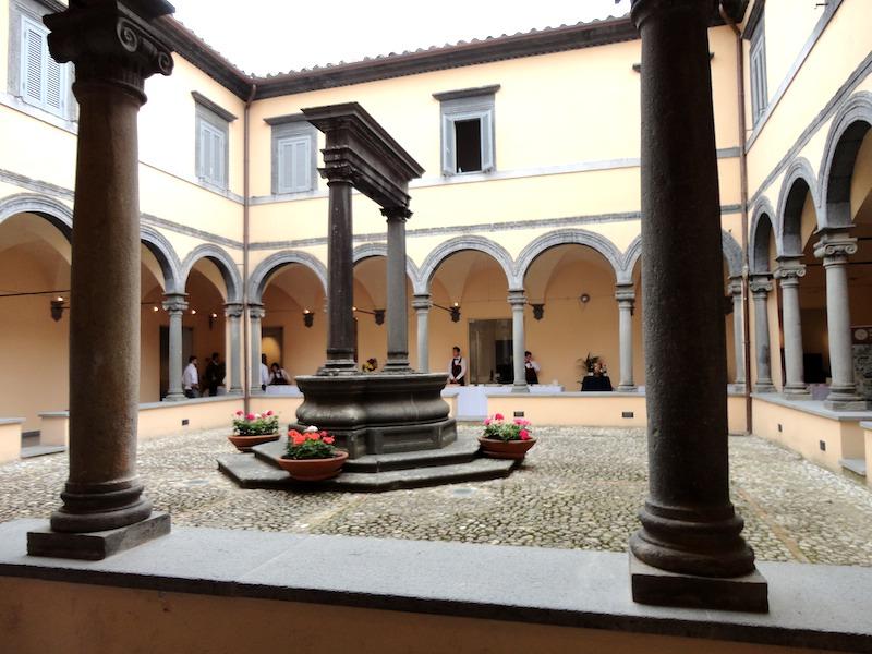 """""""Chiostro di San Giovanni"""", convenzione tra Provincia di Terni e Comune di Orvieto"""