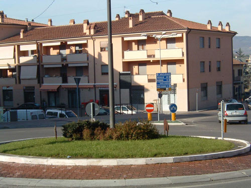 Opere di urbanizzazione primaria in località Sferracavallo