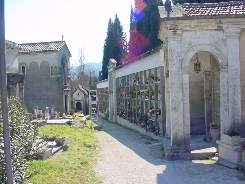 Ripartiti ufficialmente i lavori al cimitero di Narni Scalo