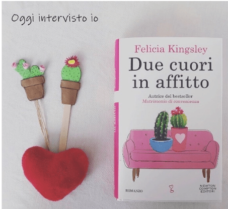 Speciale Felicia Kingsley. Norme di convivenza, amore e …Due cuori in affitto! Letto da Readingloveblog