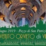 """""""Benvenuto OrvietodiVino"""", il Pozzo di San Patrizio si riempie del nettare degli Dei"""