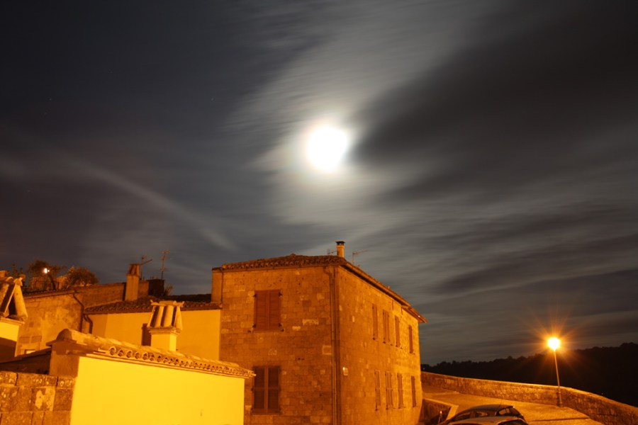 Orvieto di notte