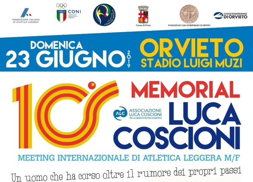Stelle e medaglie brillano per il X Memorial Luca Coscioni. Ad aprire l'evento la 54esima Staffetta dei Quartieri