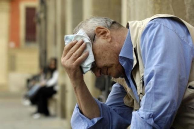 Torna caldo, Orvieto oltre 38 gradi
