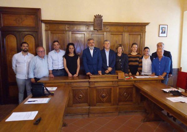 San Venanzo, insediato il consiglio comunale