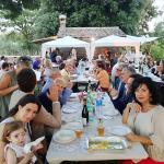 Festa Campestre all'Unitus di Viterbo, grande partecipazione per un percorso botanico e gastronomico