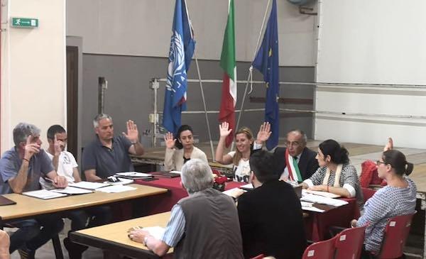 Il sindaco Gian Luigi Maravalle conferma la giunta