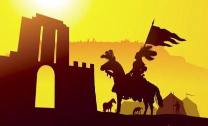 """""""Ludi alla Fortezza"""", torna a splendere il Medioevo orvietano"""