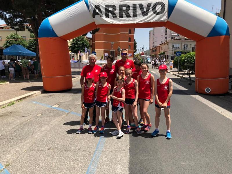 Pentathlon moderno, orvietano corsaro alla gara di Aprilia