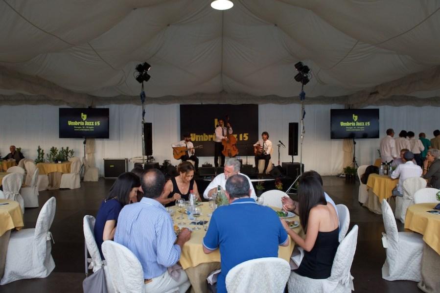 Dopo due anni di pausa, Gruppo Cramst torna da protagonista con Umbrò a Umbria Jazz