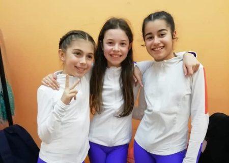 Sette podi per il Campionato Under 14-15, ottenuti dalla Roller Fly Viterbo
