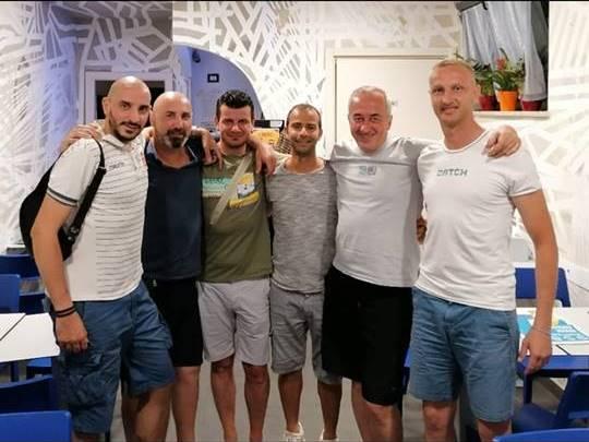 Il tecnico Massimiliano Leandri entra nell'Orvietana calcio