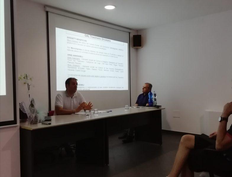 A Orvieto un incontro sulle opportunità del bando Gal