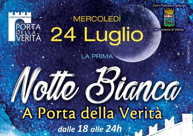Viterbo Estate 2019 – La notte Bianca della Verità