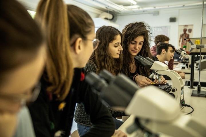 L'Istituto Omnicomprensivo di Orte tra le scuole individuate dal Miur per il potenziamento/orientamento biomedico