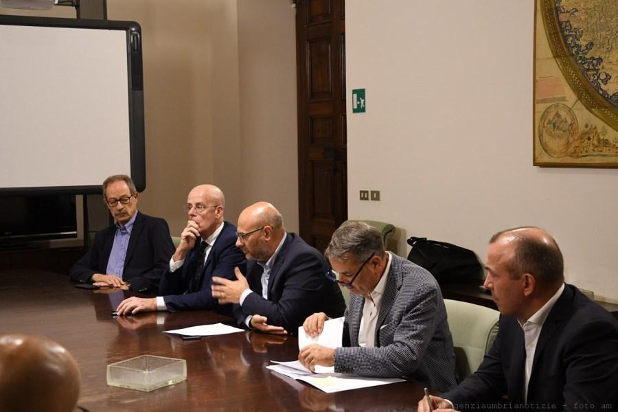 Aziende Sanitarie Umbria, presentati gli obiettivi di mandato neo commissari
