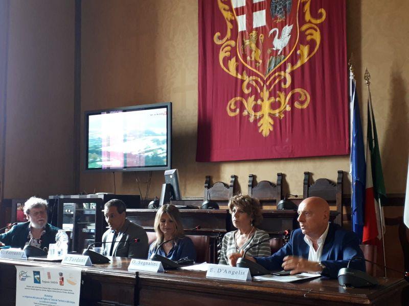 Fiume Paglia: presto la gara per lo studio di fattibilità degli interventi di mitigazione delle piene