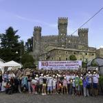 Geotermia, comitato associazioni Orvietano, Tuscia e Lago di Bolsena: circa 200 persone alla passeggiata sull'Alfina