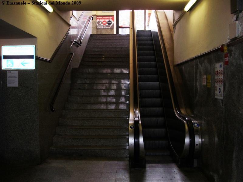 Guasto meccanico, fuori uso l'ascensore del sottopasso ferroviario