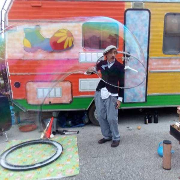 Al Festival degli Artisti di Strada ci sarà anche il Salotto artistico del Bioresort Parco dei Cimini