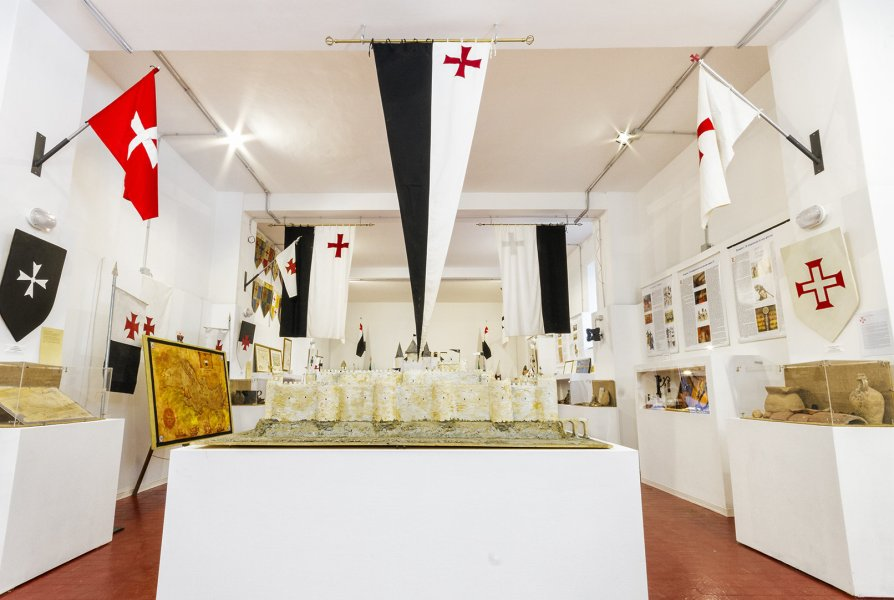 Viterbo Sotterranea, al via l'inaugurazione del Museo Storico dei Cavalieri Templari