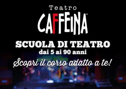 Diventa protagonista con i corsi di Teatro Caffeina