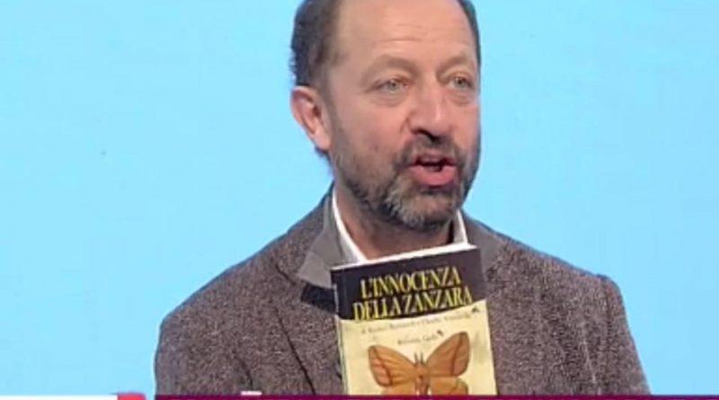 "L'entomologo Claudio Venturelli parla del suo capolavoro ""L'innocenza della zanzara"""