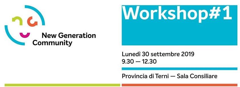 """Via ufficiale per """"New generation community"""", il progetto che contrasta la povertà educativa minorile a Terni e provincia"""