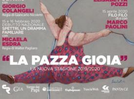 Svelata la Stagione teatrale 2019/2020 del Caffeina di Viterbo