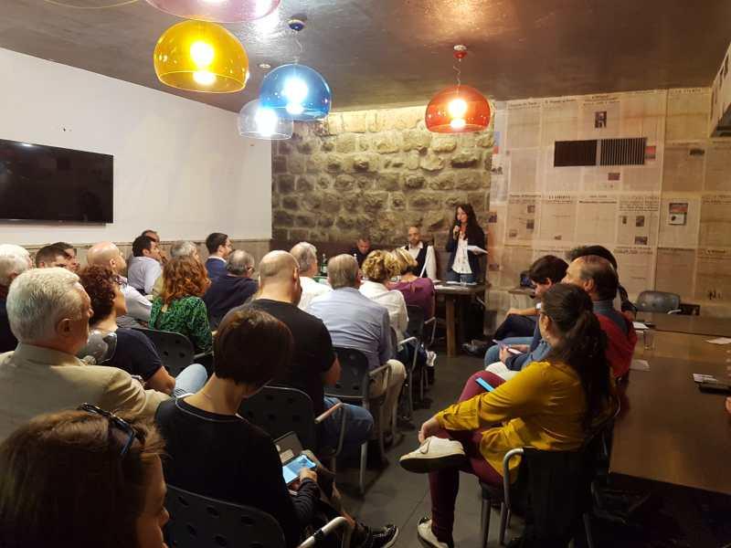Vento di freschezza in Umbria. Presentazione di Bianconi – Mescolini