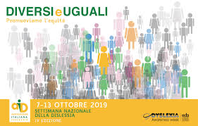 Diversi e Uguali, 4A edizione della Settimana della Dislessia a Perugia