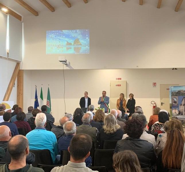Inaugurato a Giove, il Centro d'incontro Polivalente presso l'ex Chiesa di San Giovanni Battista