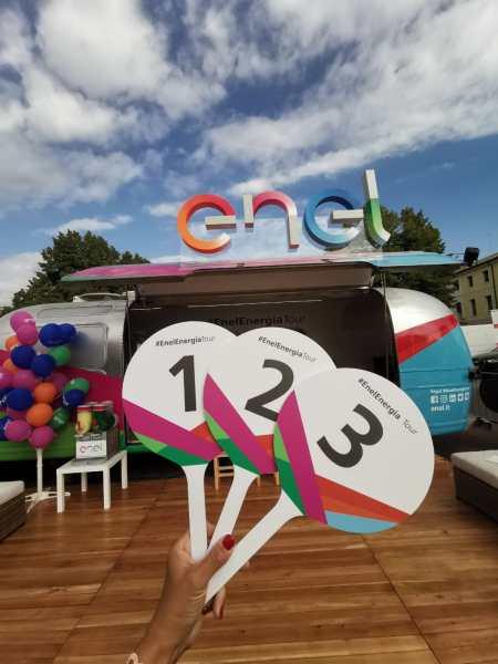 A Narni arriva Enel Energia Tour, viaggio alla scoperta delle eccellenze italiane