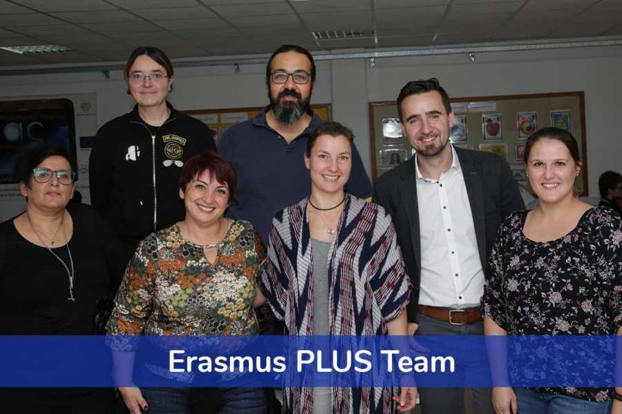 """Al via la 1^ fase del progetto Erasmus plus """"Local to global products"""". Protagonista l'Agrario di Fabro"""