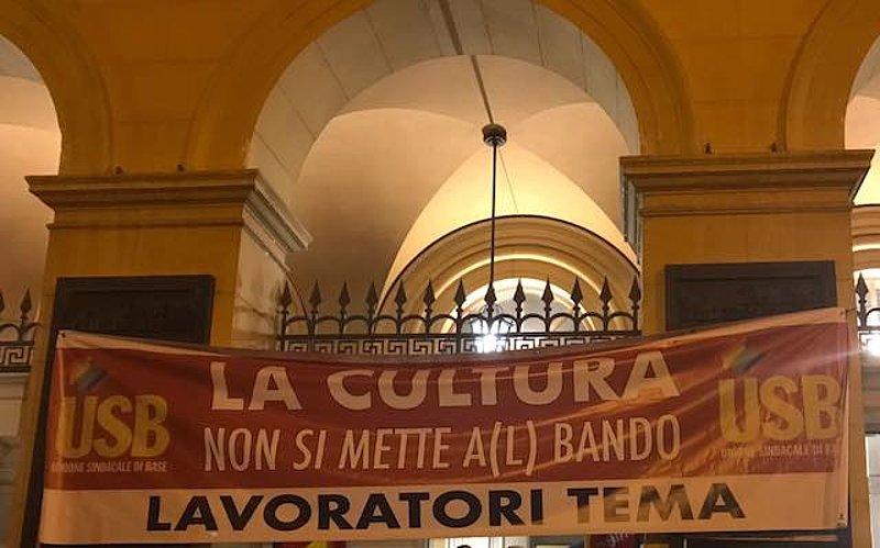 """TeMa, lettera dei lavoratori: """"Vogliamo che si trovi una soluzione adeguata alla sfida della Città e che garantisca appieno i nostri diritti"""""""