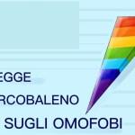 """""""Schegge di arcobaleno sugli omofobi"""""""