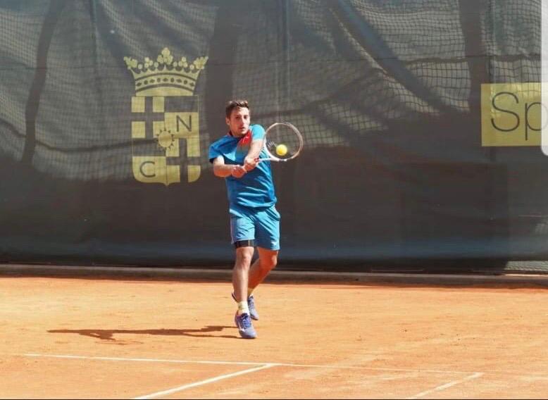 Stefano Battaglino alla corte del Tc Open