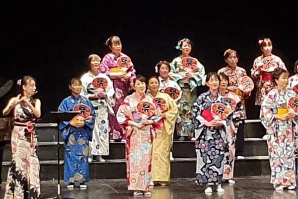 Per il secondo anno Orvieto incontra il Giappone tra musica e colori sul palco del Mancinelli