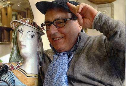 Una sede per ospitare la collezione dell'artista aquesiano Mario Vinci, deceduto un anno fa