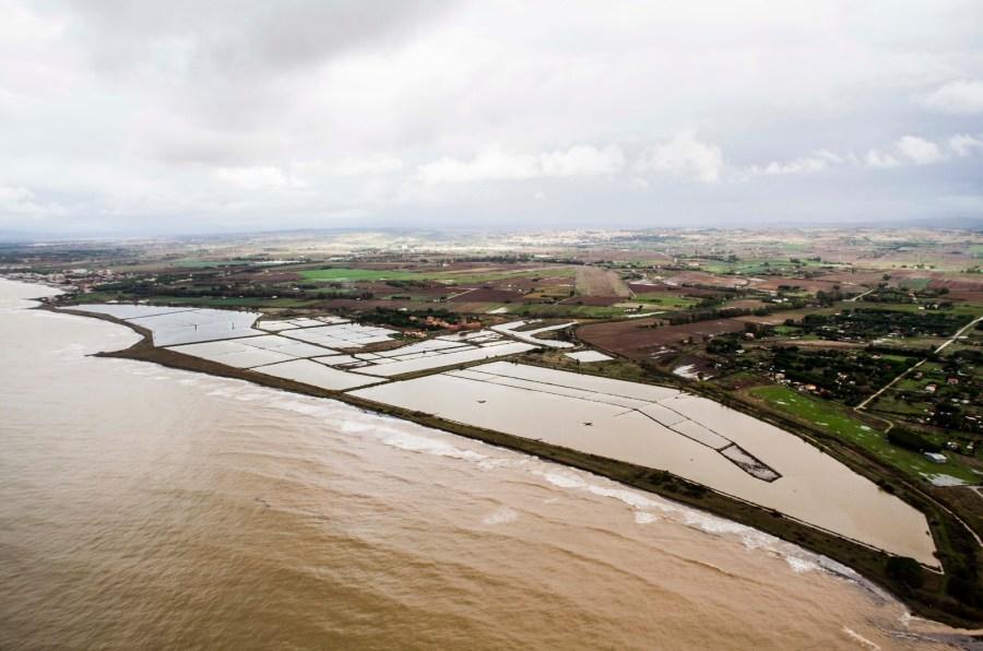 Maltempo, il Comune di Tarquinia chiede lo stato di calamità naturale. Pregiudicate le attività di molte aziende del territorio