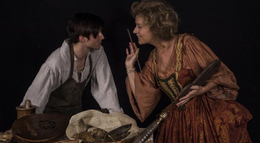Artemisia: ritratto di pittora con Sandra Collodel apre il novembre teatrale al Boni