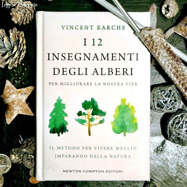 I 12 insegnamenti degli alberi