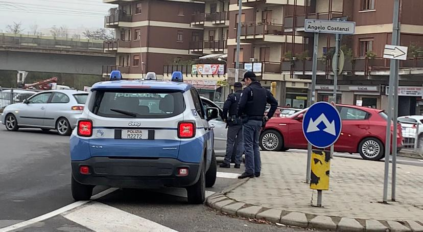 Natale Sicuro, la polizia intensifica i controlli ad Orvieto per prevenire e contrastare i reati contro il patrimonio