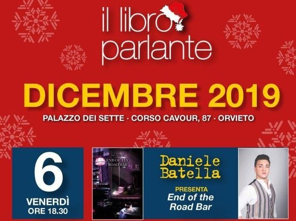 """Il Libro Parlante"", si inizia con ""End of the Road Bar – parte seconda"" di Daniele Batella"
