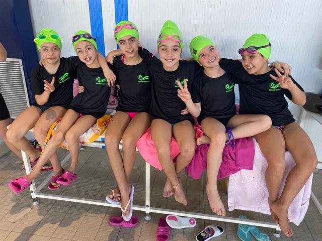 Orvieto Nuoto 2, domenica d'impegni per i giovani alla piscina de La Svolta