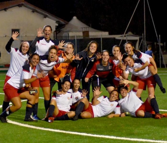 Orvieto Fc, ritorno in campo delle donne di Calcio a 11. Pronte per il secondo turno del campionato di Eccellenza umbro
