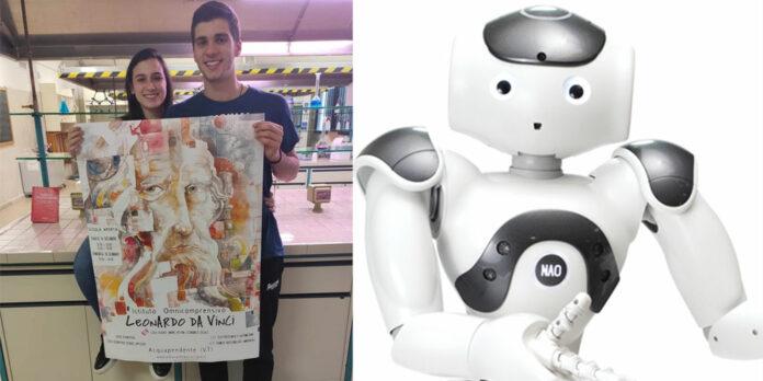"""Scuola Aperta ad Acquapendente, Billi: """"Presenteremo il nostro robot umanoide"""""""