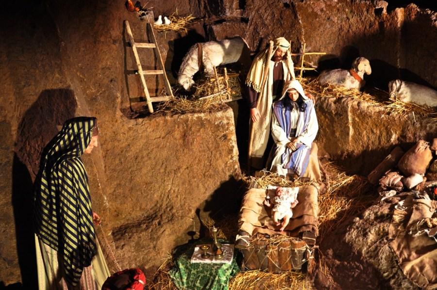 """""""Lo Strumento"""", ultimi giorni per visitare il presepe del Pozzo della Cava"""